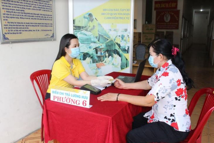 BHXH Việt Nam hoàn thành các chỉ tiêu được giao 7 tháng đầu năm