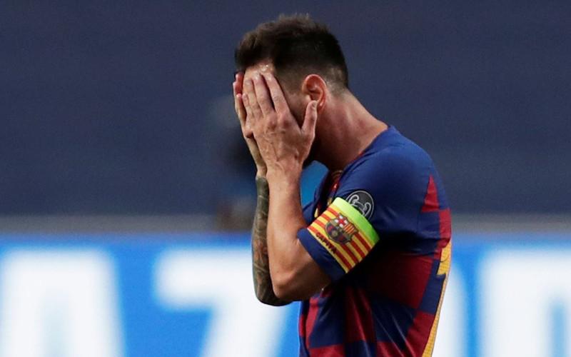 Lionel Messi ra tối hậu thư cho BLĐ Barca sau trận thua tan nát trước Bayern Munich