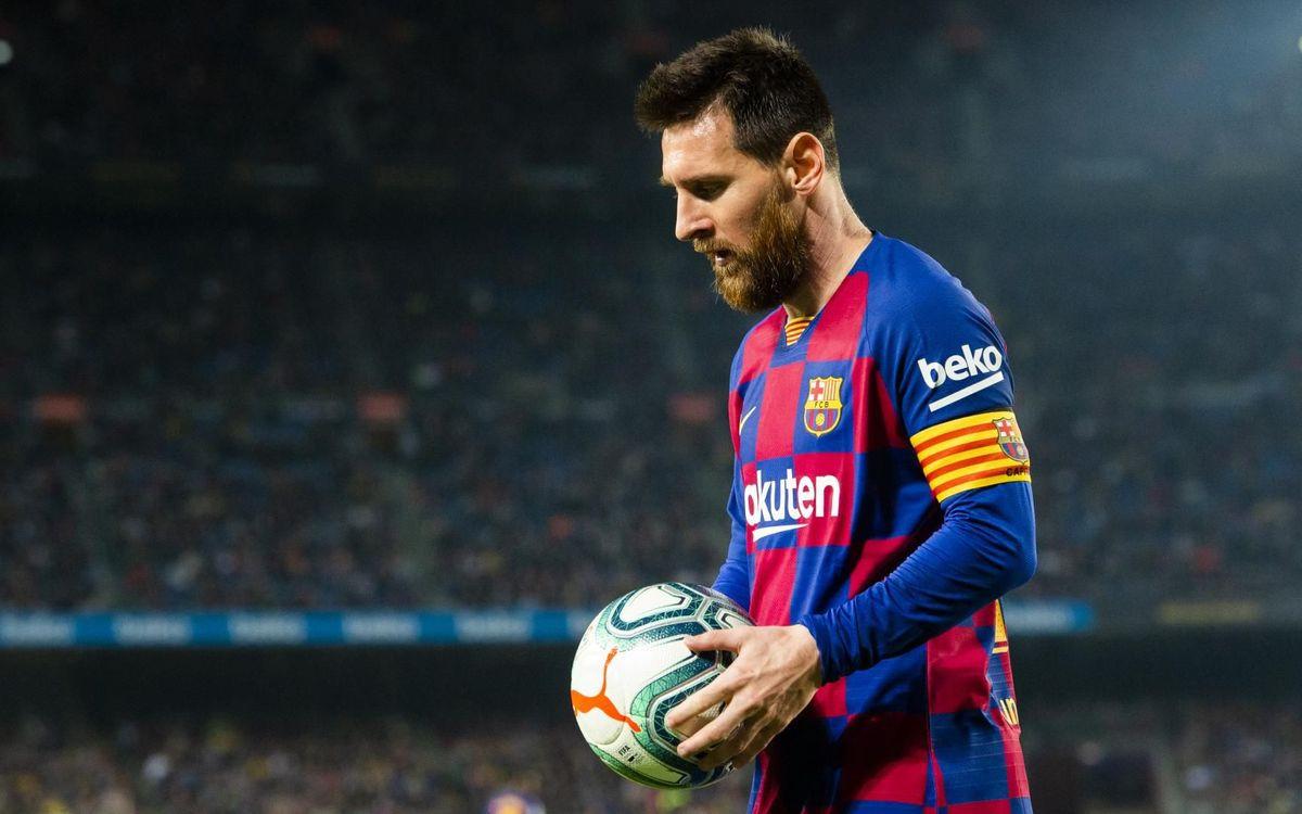 Rộ tin Lionel Messi muốn rời Barcelona ngay lập tức