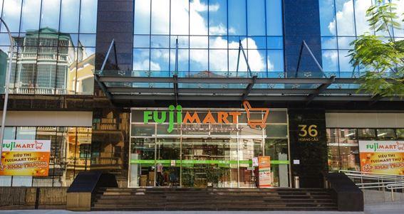 Bên trong siêu thị kiểu Nhật thứ 2 của FujiMart tại Hà Nội