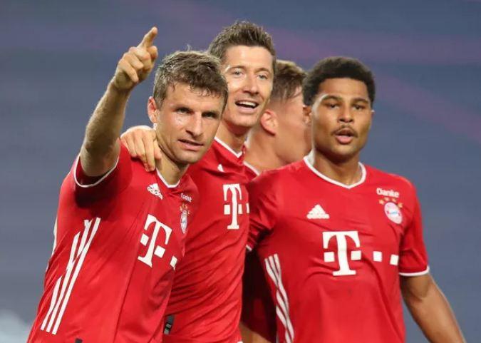 Bayern và PSG đút túi số tiền lớn tại chung kết Champions League