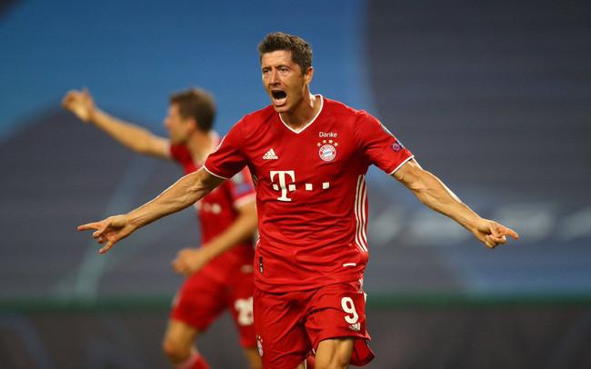 Đánh bại Lyon, Bayern Munich vào chung kết Champions League