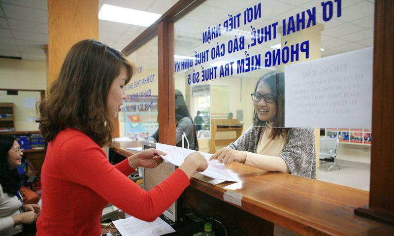 Hà Nội đặt mục tiêu 100% hộ kinh doanh nộp thuế bằng uỷ nhiệm thu