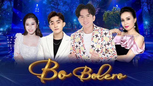Đan Trường trình làng 'Bo Bolero', quy tụ dàn sao 'khủng'