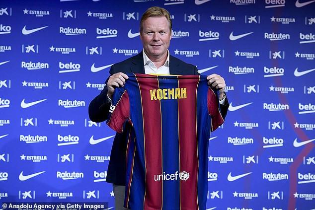 HLV Koeman muốn chiêu mộ Michael Keane vào đội hình Barcelona