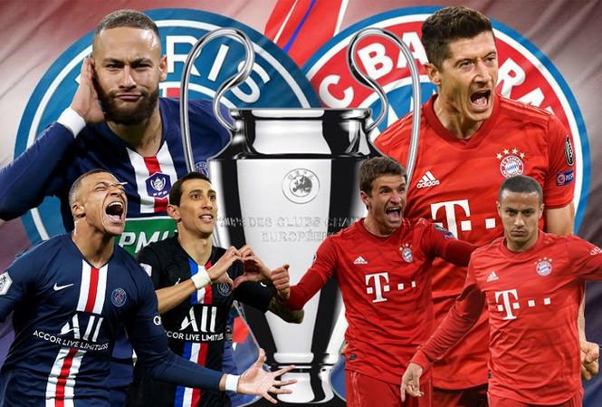 Bayern Munich vs PSG: Đêm đại tiệc của bóng đá tấn công