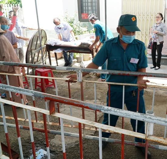 Quảng Ngãi: Thêm một khu dân cư được dỡ bỏ lệnh phong tỏa