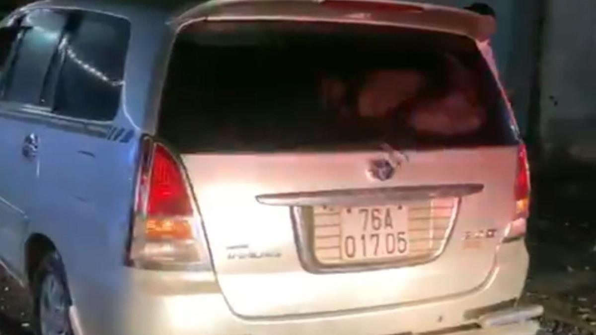 Xe ô tô chở 6 người từ vùng dịch Đà Nẵng về nhưng trốn cách ly