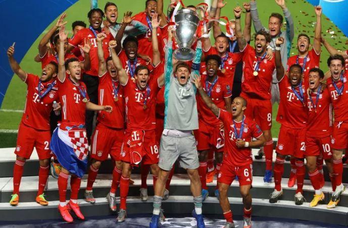 Bayern giành cúp vô địch Champions League 2019/20