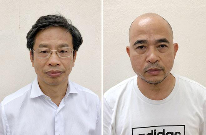 Truy tố nguyên Tổng giám đốc Tổng Công ty Dầu Việt Nam