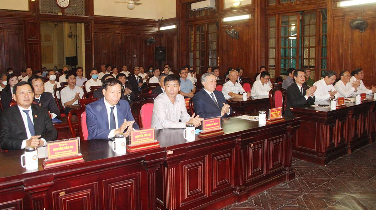 Trao Quyết định bổ nhiệm Phó Chánh án TANDTC