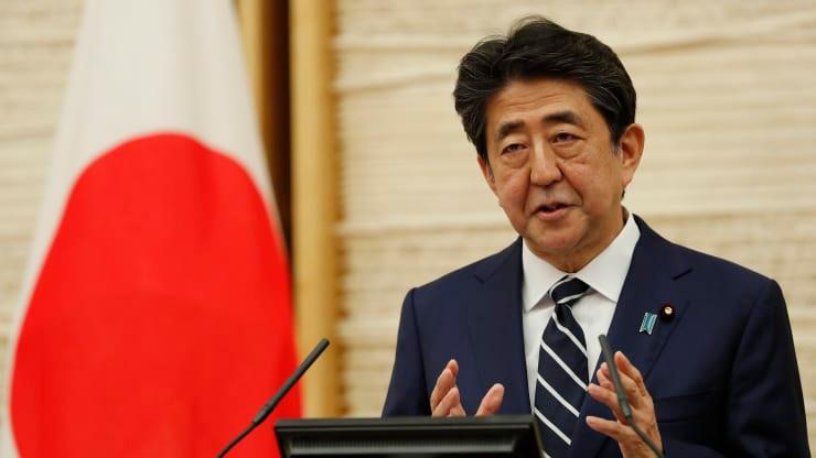 Ông Shinzo Abe dự định từ chức Thủ tướng Nhật Bản
