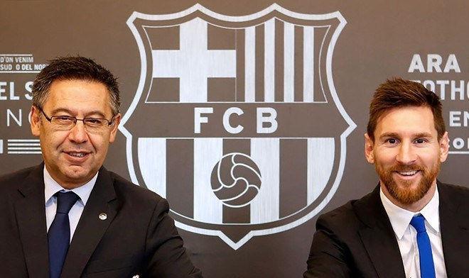 NÓNG: Barcelona đồng ý bán Messi cho Man City với mức giá không tưởng