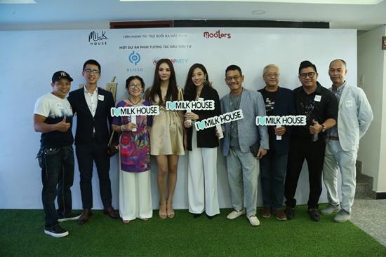 Ra mắt dự án phim ngắn tương tác đầu tiên của Việt Nam