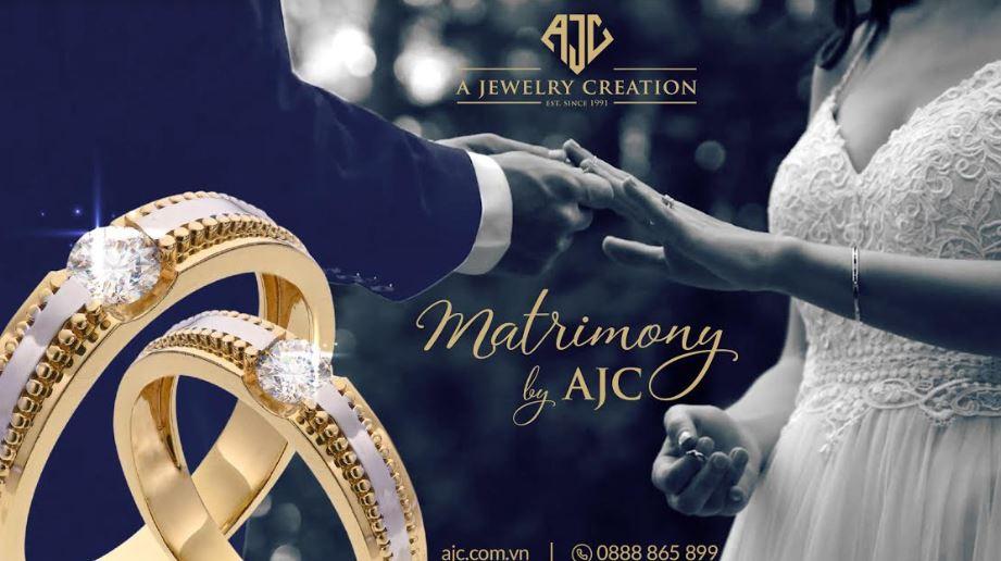 Ưu đãi mùa cưới hấp dẫn từ trang sức cao cấp AJC