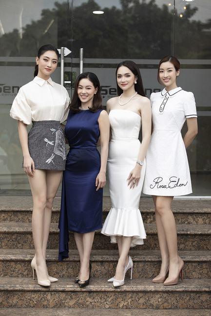 Talkshow Series Hoa hậu Việt Nam 2020 lên sóng, Hương Giang vai trò Host