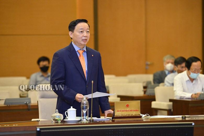 Hội nghị ĐBQH chuyên trách: Cho ý kiến về Luật Bảo vệ môi trường (sửa đổi)