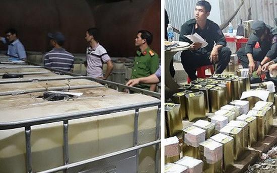 Truy tố 39 bị can trong vụ Trịnh Sướng sản xuất, buôn bán xăng giả