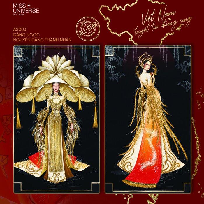 Võ Hoàng Yến - H'Hen Niê làm giám khảo chấm Trang phục dân tộc cho Khánh Vân, lộ diện 2 thiết kế được cứu vào Top 9 Ảnh 9