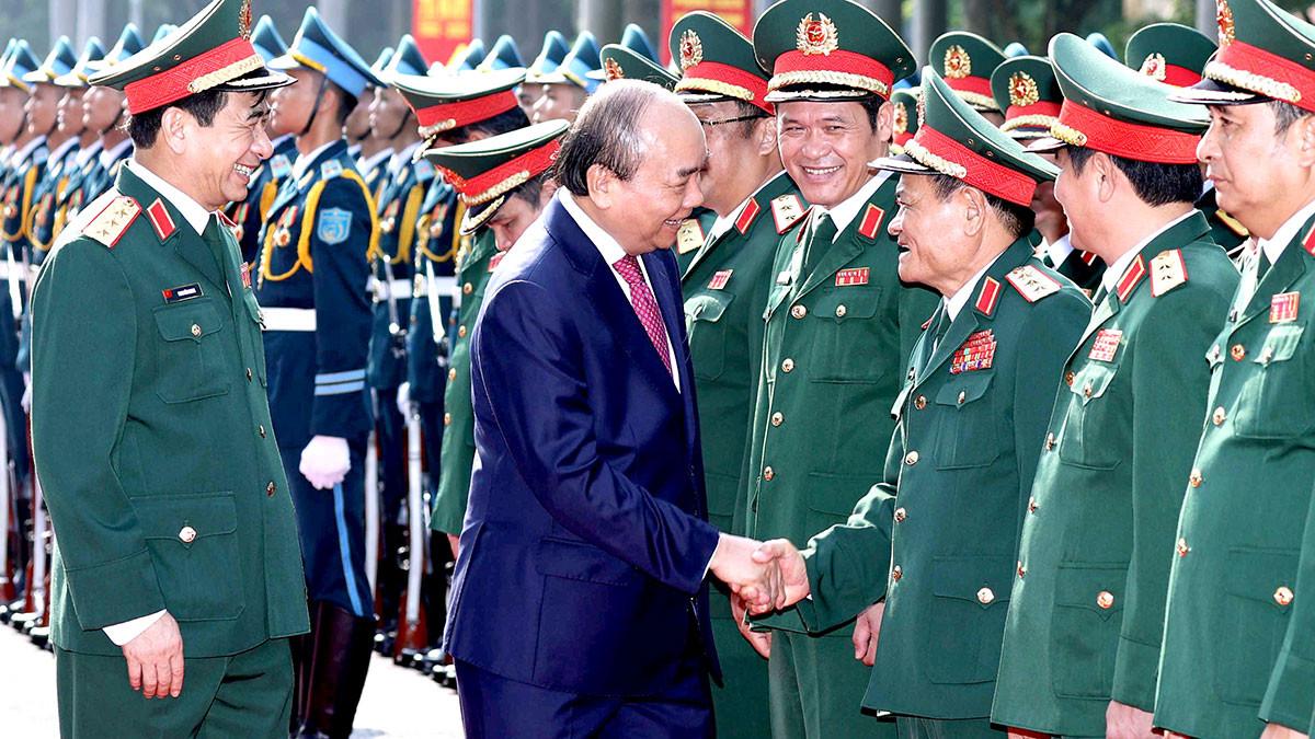 Bộ Tổng Tham mưu cần giải quyết tốt các mối quan hệ quốc tế, ngăn ngừa nguy cơ chiến tranh