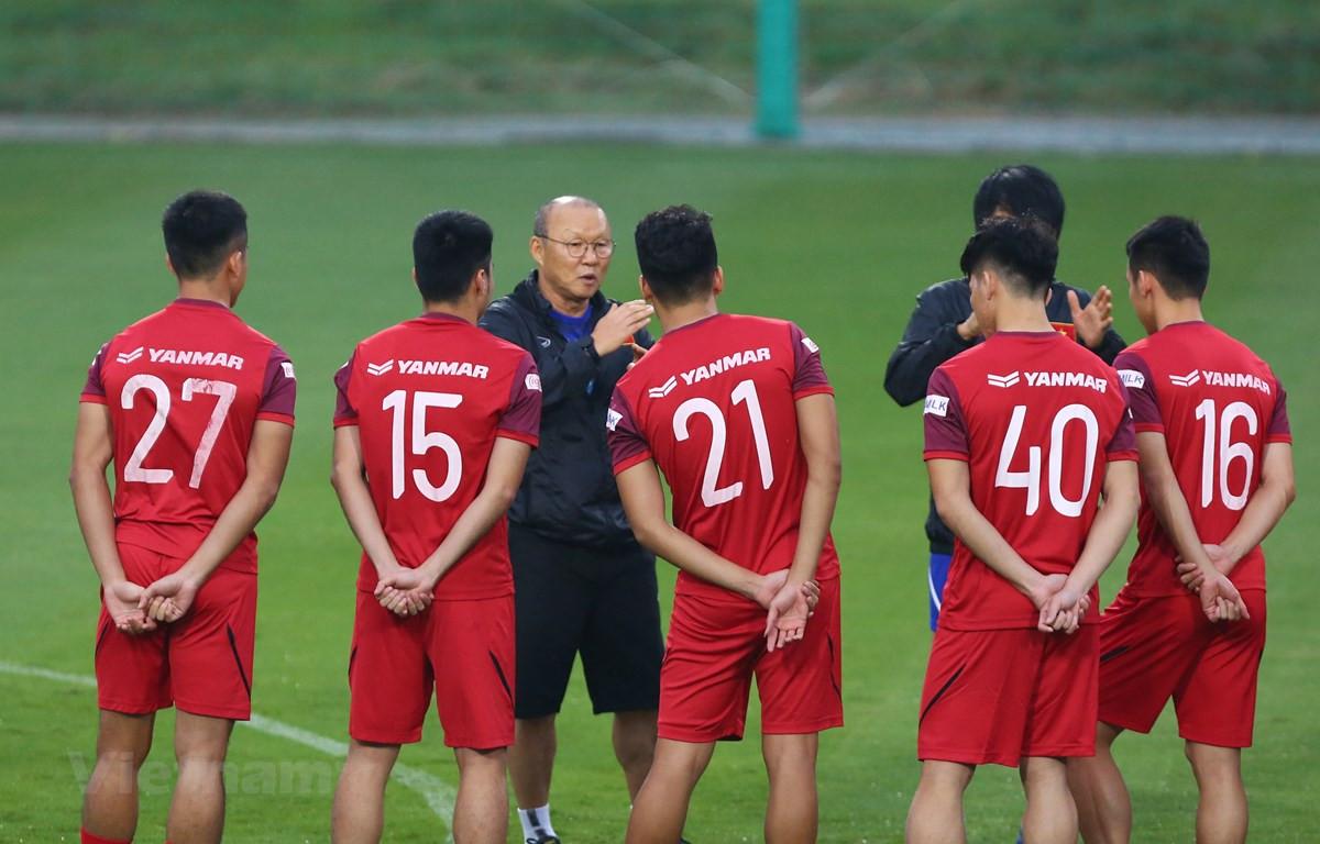 HLV Park Hang-seo nhận tin buồn từ Filip Nguyễn