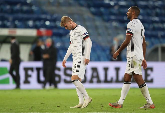 Kết quả UEFA Nations League: Đức bị Thụy Sĩ cầm hòa, Tây Ban Nha thắng đậm Ukraine