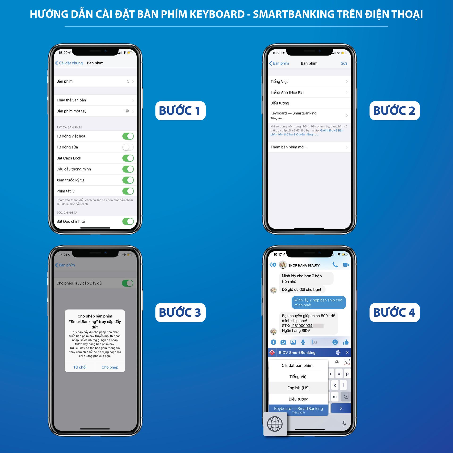 Ngân hàng đầu tiên hỗ trợ giao dịch ngay trên ứng dụng chat
