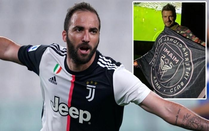 """Rời Juventus, Higuain chuẩn bị gia nhập """"dải ngân hà"""" mới"""