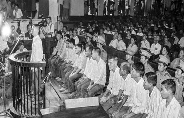 Ký ức về những phiên tòa lịch sử sau ngày thống nhất đất nước tại TAND tỉnh Tây Ninh