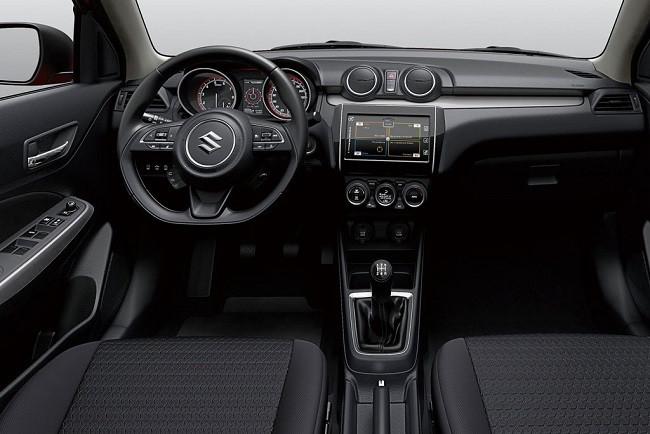 Suzuki Swift 2021 sẽ được trang bị động cơ và công nghệ mới