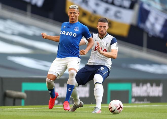 Tung đội hình mạnh nhất, Tottenham vẫn thất thủ trước Everton