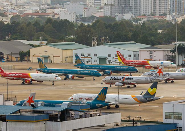 Việt Nam mở lại 6 đường bay quốc tế