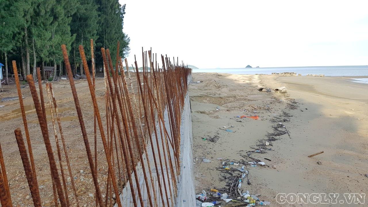 Hải Hà, Quảng Ninh: Xây kè chắn sóng cần tính giải pháp phù hợp