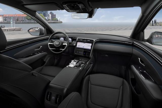 Hyundai ra mắt Tucson thế hệ mới
