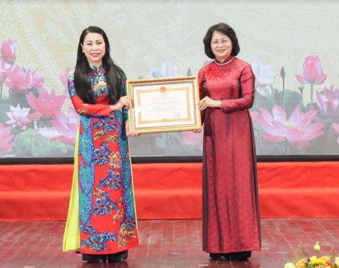 Đại hội Thi đua yêu nước tỉnh Vĩnh Phúc lần thứ V, giai đoạn 2020 - 2025