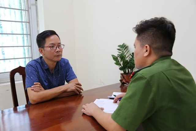 Phó ban Tuyên giáo Huyện ủy Tam Đảo bị khởi tố tội vu khống