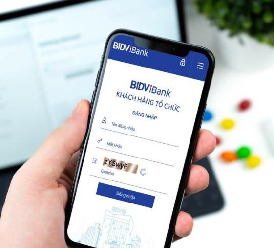BIDV đẩy mạnh chuyển đổi số phục vụ khách hàng doanh nghiệp