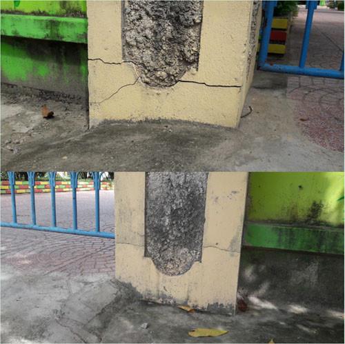 Nghệ An: Mất an toàn ở Trường Mầm non xã Hồng Thành