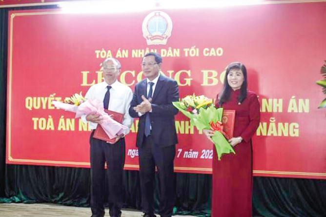 """TAND thành phố Đà Nẵng nỗ lực đổi mới thủ tục hành chính với cơ chế """"một cửa liên thông"""""""