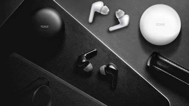 Tai nghe không dây LG Tone Free chính thức về Việt Nam