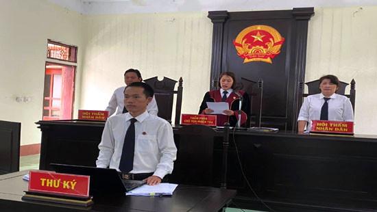 Những khó khăn trong công tác xử án tại huyện miền núi 30a