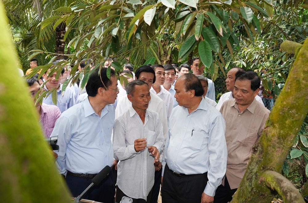 Thủ tướng: Bằng mọi cách phải bảo đảm nước uống, nước sinh hoạt cho người dân ĐBSCL