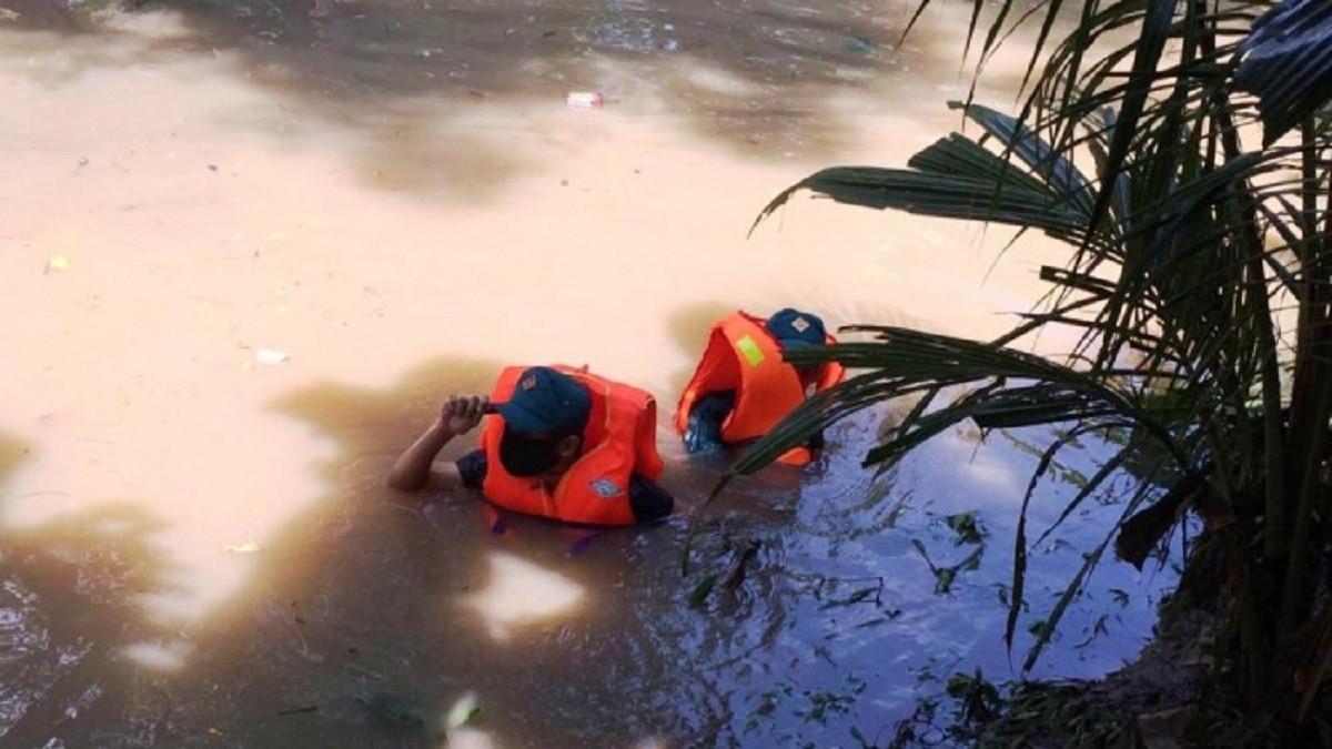 Tìm thấy thi thể người phụ nữ ngã xuống cống ở Đồng Nai