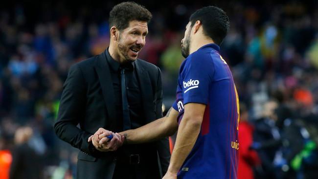 Có Suarez, vấn đề ghi bàn của Atletico liệu có được giải quyết?