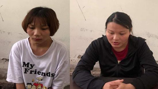 Khởi tố 2 chị em đưa người qua Trung Quốc mang thai hộ
