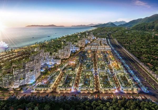 Tổ hợp đô thị nghỉ dưỡng và thể thao biển đẳng cấp đầu tiên tại Bình thuận