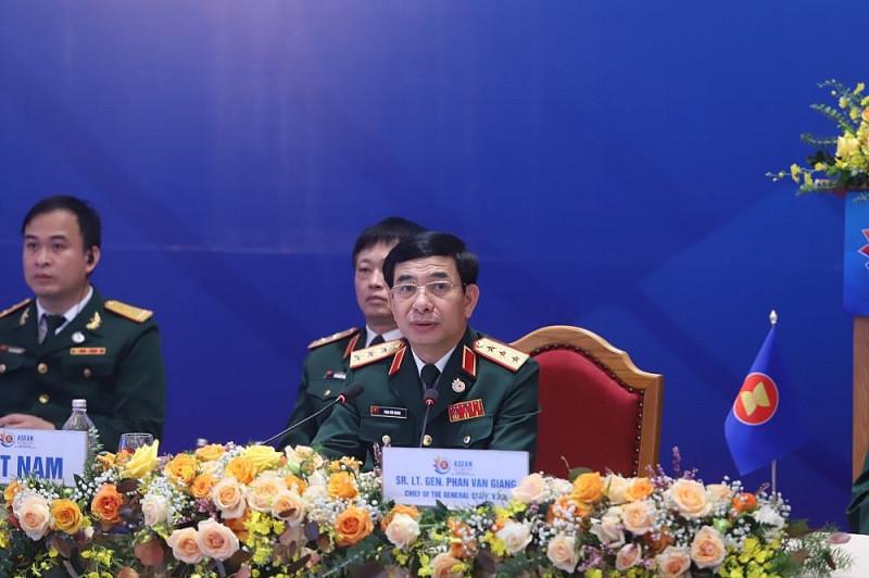 Việt Nam chủ trì Hội nghị Tư lệnh Lực lượng quốc phòng ASEAN