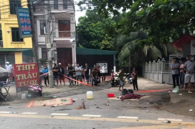 Tạm giam 4 tháng tài xế đâm chết ba người ở Phú Thọ