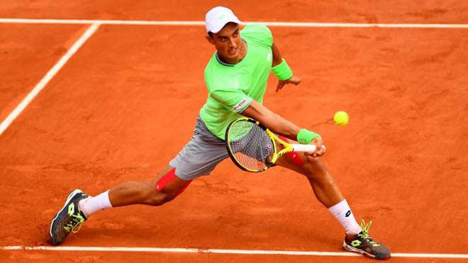 Roland Garros 2020: Antoine Hoang bị loại ở vòng đầu tiên