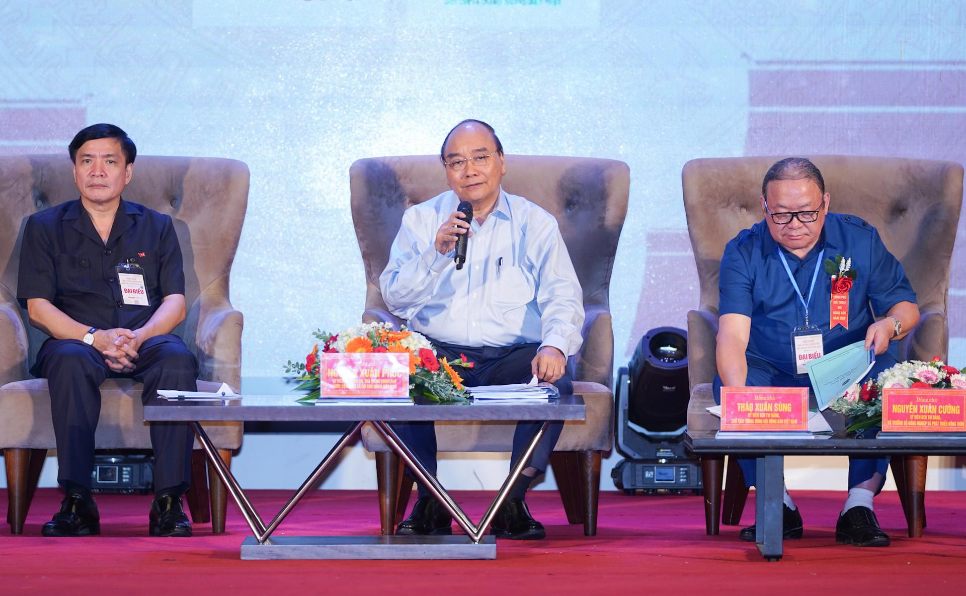 Thủ tướng: Dồn sức đầu tư cho nông nghiệp, nông dân